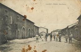 54 Laloeuf Velle Rue Pétain   Réf 2097 - Other Municipalities