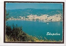 Skopelos, Greece, Used Postcard [23843] - Greece