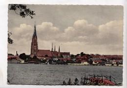Schleswig, Blick Uber Die Schlel Auf Den Dom, 1959 Used Postcard [23844] - Schleswig