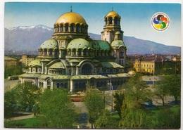 SOFIA, Bulgaria, Alexander Nevski, Postcard [23845] - Bulgaria
