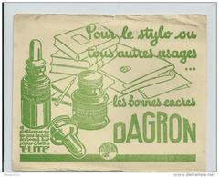 Buvard - Dagron - Papeterie