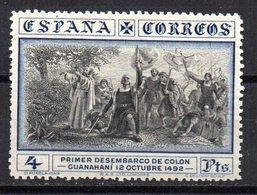 Sello Nº 544 España - Nuevos