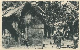 CPA - Kwango - Une Case Indigène Au Kwango - - Congo Français - Autres