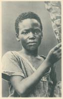 CPA - Kisantu - Un Jeune Congolais De Kisantu - Congo Français - Autres