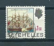 1969 Seychellen 1.50 Battle 1801 Used/gebruikt/oblitere - Seychelles (...-1976)