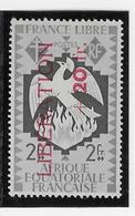 A.E.F. N°189 - Neuf * Avec Charnière - TB - A.E.F. (1936-1958)