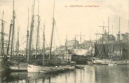 50* GRANVILLE Le Petit Bassin MA102,0186 - Granville