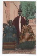 AFRIQUE OCCIDENTALE - TYPES OUOLOFS - Sénégal