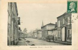 51* HAUTEVILLE  Grande Rue         MA102,0315 - France