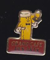 62289-Pin's-Le Grand Cafe Des Arts, Vichy.. - Villes