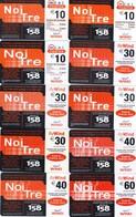 """LOTTO 62 DI N° 10 SCHEDE PREPAGATE & RICARICHE """"WIND NOITRE"""" TUTTE DIVERSE - GSM-Kaarten, Aanvulling & Voorafbetaald"""