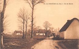 ¤¤   -   SAINT-JOACHIM  -  ILE De MAZIN  -  La Brière  -   ¤¤ - Saint-Joachim