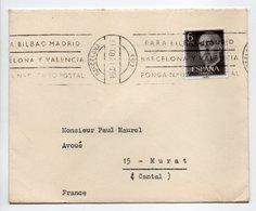 - Lettre BARCELONA (Espagne) Pour MURAT (France / Cantal) 15.12.1969 - - Cartas