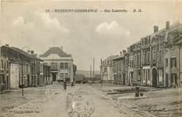 54* HUSSIGNY GODBRANGE Rue Gabetta        MA102,0484 - France