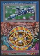 ASTRO 5 - GUINEE EQUATORIALE Bloc Thème Astrologie, Espace - Guinée Equatoriale