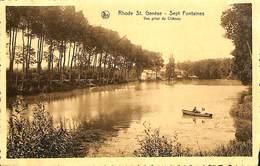 CPA - Belgique - Rhode-St-Genèse - St-Genesius-Rode - Sept Fontaines - Rhode-St-Genèse - St-Genesius-Rode