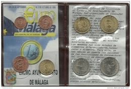 EUROS SERIE PRUBAS DE CHURRIANA . 01.10.98 EN PERFECTO ESTADO DE CONSERVACION. (EN VENTA) - España