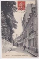 92 SCEAUX Rue Des Imbergères ,Maison Palloy ,attelage Charette - Sceaux