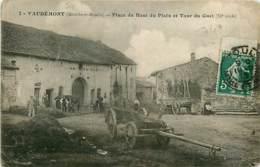 54* VAUDEMONT Place Du Haut Du Plain       MA102,0650 - France