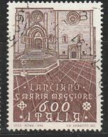 PIA - REP - 1991 - Patrimonio Artistico Italiano - Cattedrale Di S. Maria Maggiore A Lanciano  - (SAS 1964) - Cristianesimo