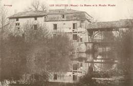 55* LES ISLETTES Moulin Moulet         MA102,0849 - France