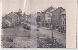 CPSM BOURG-LASTIC  PLACE DU FOIRAIL - Autres Communes