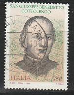 PIA - REP - 1993 - San Giuseppe Benedetto  Cottolengo  - (SAS 2058) - Cristianesimo