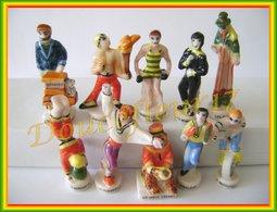 Spectacles Des Rues ...Serie Complète... Ref AFF : 38-1997 .. (Pan 0026) - Personnages