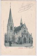 92 SCEAUX L'église ,circulée En 1901 - Sceaux