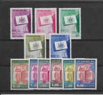Viêt-Nam Du Sud N°70/80 - Neuf ** Sans Charnière - TB - Vietnam