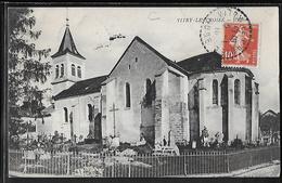 CPA 10 - Vitry-le-Croisé, L'Eglise - Frankreich
