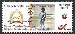 2019 Manneken Pis Geraardsbergen Grammont MNH !!! - Timbres Personnalisés