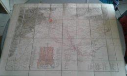 Carte Chine/china 1904 Théatre Des Opérations En Chine Environs De Pékin - Carte Geographique