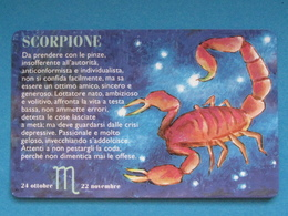 SAN MARINO C&C 7028 - ZODIACO SCORPIONE - NUOVA MINT - San Marino