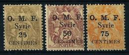 Siria (Francesa) Nº 31/4 Nuevo* - Siria (1919-1945)