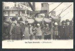 +++ CPA - ANTWERPEN - ANVERS - Les Types Anversois - Débardeurs - Métier - DVD 8541  // - Antwerpen