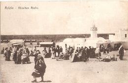 40/FP/20 - COLONIALI - LIBIA - Azizia: Moschea Araba - Libia