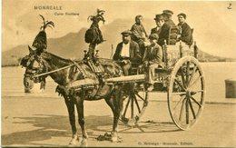 MONREALE - CARRO SICILIANO  - - Other Cities