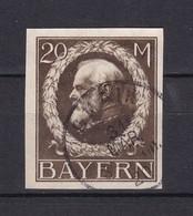 Bayern - 1920 - Michel Nr. 109 II B - Gest. - 140 Euro - Bavaria