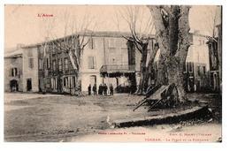 TUCHAN LA PLACE LA FONTAINE ANIMEE - France