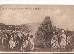 41/FP/20 - COLONIALI - ERITREA - Festa Del Mascal Del Damerà In ADI UGRI - Eritrea