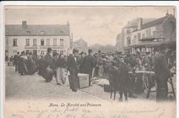 MONS LE MARCHE AUX POISSONS - Mons