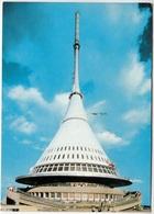 Czech Republic, Mountain Hotel Jested, Unused Postcard [23848] - Czech Republic