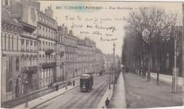 Clermont Ferrand Rue Montlosier ( Tramway ) - Clermont Ferrand