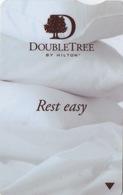 Carte Clé Hôtel : Double Tree By Hilton : Rest Easy - Cartes D'hotel