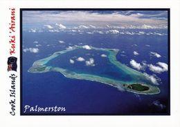 1 AK Palmerston Atoll Zu Den Cook Islands * Luftbildaufnahme D. Palmerston Atoll - Es Gehört Zu Den Südlichen Cookinseln - Cookeilanden