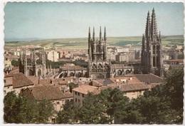 BURGOS, Vista Parcial, Partial View, Unused Postcard [23852] - Burgos