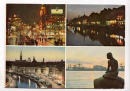 KOBENHAVN, COPENHAGEN, Denmark, Used Postcard [23853] - Denmark
