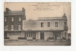 DINARD - HOTEL DU XXe SIECLE - EN FACE DE LA GARE - HERVE, PROPRIETAIRE - 35 - Dinard