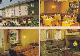 87,HAUTE VIENNE,PEYRAT LE CHATEAU,HOTEL,RESTAURANT,AUBERGE - Frankrijk